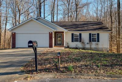 Goodlettsville Single Family Home Under Contract - Not Showing: 1114 Heather Dr