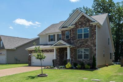 Spring Hill Single Family Home Under Contract - Showing: 3010 Alan Dr