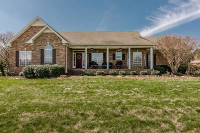 Williamson County Single Family Home For Sale: 6825 Fuller Rd