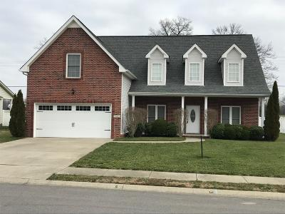 Montgomery County Single Family Home For Sale: 717 Richards Dr