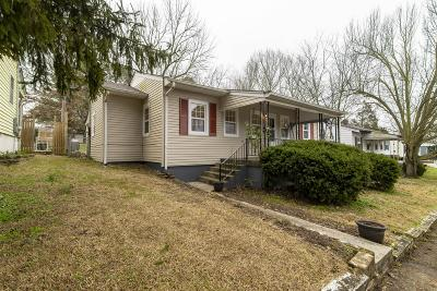 Old Hickory Single Family Home For Sale: 1403 Debow St