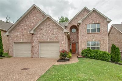 Nashville Single Family Home For Sale: 508 Summit Oaks Ct