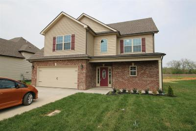 Clarksville Single Family Home For Sale: 288 The Groves At Hearthstone