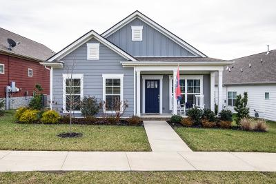Nolensville Single Family Home Under Contract - Showing: 4506 Dumfries Aly
