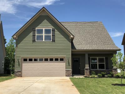 Murfreesboro Single Family Home Under Contract - Not Showing: 5940 Enclave Dr. Lot (60)