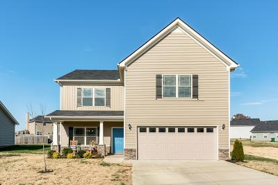 Spring Hill  Single Family Home For Sale: 2118 Longhunter Chase Dr
