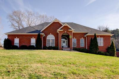 Clarksville Single Family Home For Sale: 2014 Mossy Oak Cir