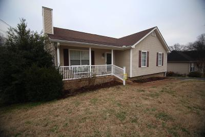 Columbia Single Family Home Under Contract - Not Showing: 108 Dorman Dr