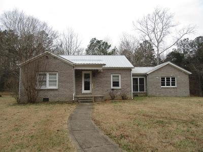 Erin Single Family Home For Sale: 395 Highway 46n