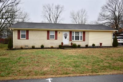 Sumner County Single Family Home For Sale: 1010 Gifford Ln
