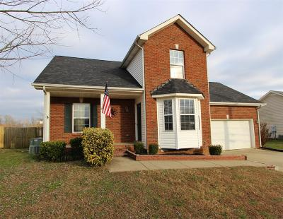 Single Family Home For Sale: 1757 Needmore Rd