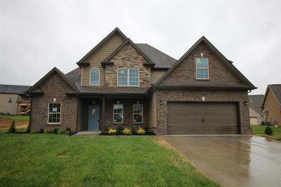 Clarksville Single Family Home For Sale: 138 Hickory Wild