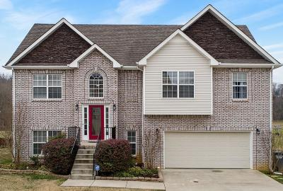 Clarksville Single Family Home For Sale: 853 E E Accipiter Cir