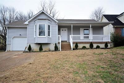 Madison Single Family Home Under Contract - Showing: 433 Amquiwood Ct