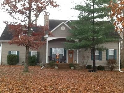 Robertson County Single Family Home For Sale: 1783 Friendship Rd