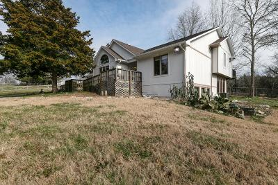Columbia Single Family Home For Sale: 1557 Iron Bridge Rd