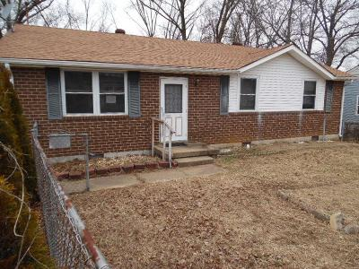 Clarksville Single Family Home For Sale: 265 Raintree Dr