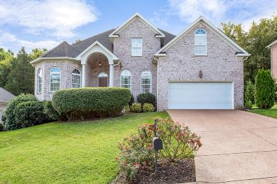 Brentwood Single Family Home For Sale: 106 Buckhead Ct