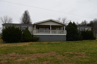 Vanleer TN Single Family Home Under Contract - Showing: $59,900
