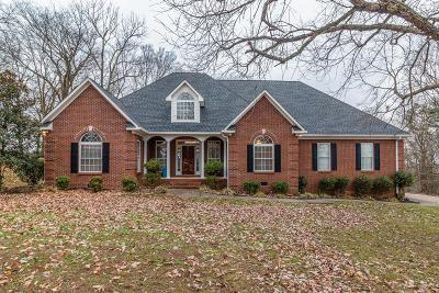 Lewisburg Single Family Home Under Contract - Showing: 560 S Skyline Dr