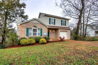 Fairview Single Family Home Under Contract - Not Showing: 7520 Cherokee Hills Rd
