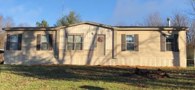 Tracy City TN Single Family Home For Sale: $129,900