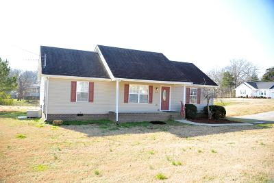 Lewisburg Single Family Home Under Contract - Not Showing: 1350 Amberwood Ct