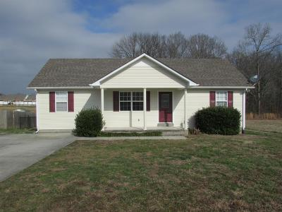 Single Family Home For Sale: 324 Brook Hollow Cir