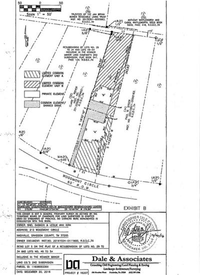 Residential Lots & Land For Sale: 212 B Woodmont Circle