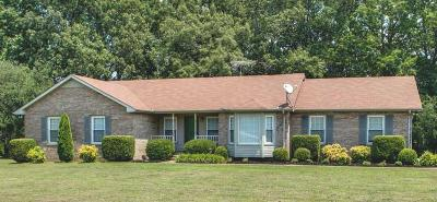 Williamson County Single Family Home For Sale: 7342 Taylor Rd