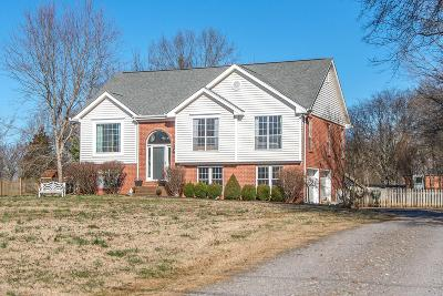 Mount Juliet Single Family Home For Sale: 5006 Dell Dr