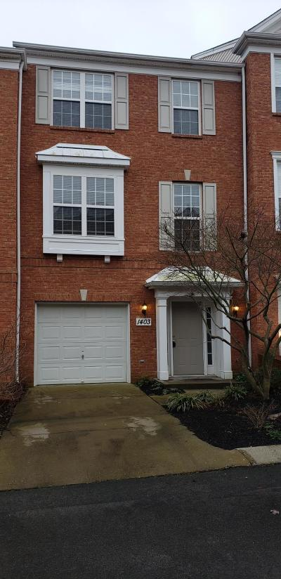 Davidson County Condo/Townhouse For Sale: 7252 Highway 70 S Apt 1403