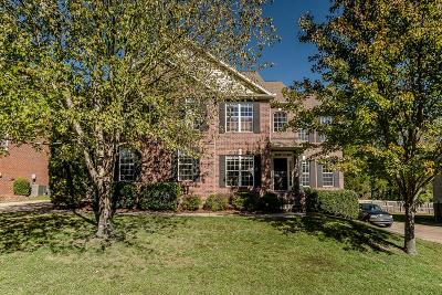 Nashville Single Family Home For Sale: 6540 Buttercup Drive