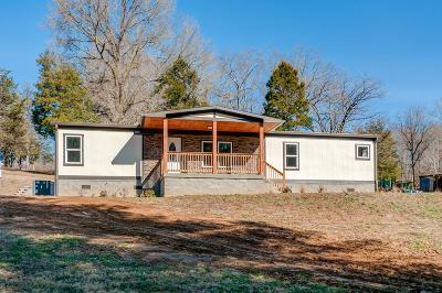Pleasant View Single Family Home For Sale: 3445 Cooper Nicholson Rd