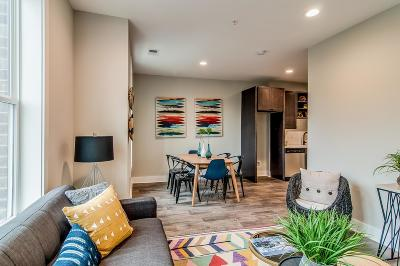 East Nashville Condo/Townhouse Under Contract - Showing: 1077 E Trinity Ln