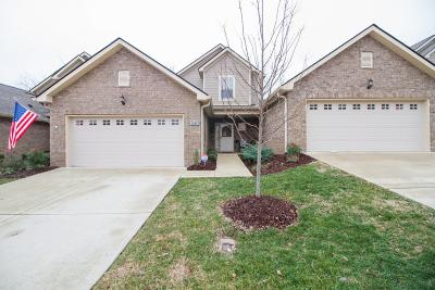 Spring Hill Condo/Townhouse Under Contract - Not Showing: 1029 Irish Way