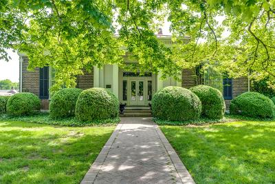 Williamson County Single Family Home For Sale: 305 3rd Avenue S