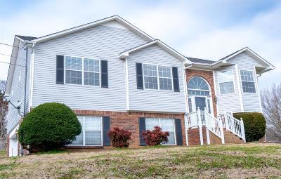 Culleoka Single Family Home For Sale: 2024 Powell Dr