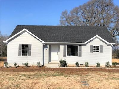 Winchester Single Family Home For Sale: 165 Robinson Rd
