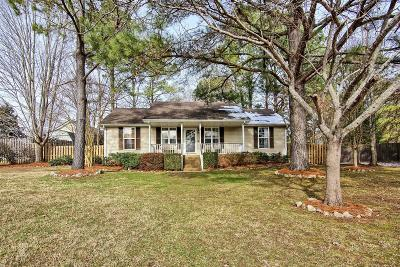 Fairview Single Family Home Under Contract - Showing: 7104 Ares Ct