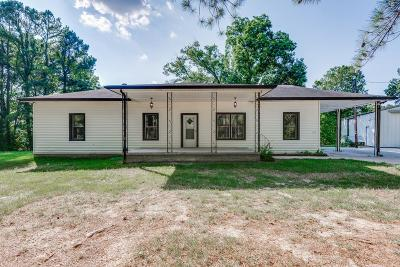Ashland City Single Family Home Active Under Contract: 476 Temple Rd