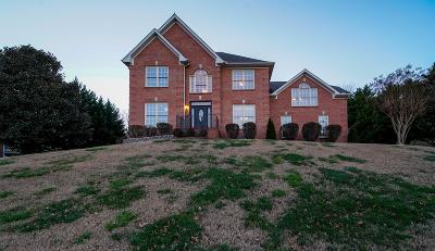 Hendersonville Single Family Home For Sale: 109 Cumberland Pl