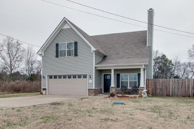 Murfreesboro Single Family Home For Sale: 1042 Shallow Water Way