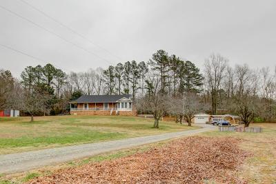 Houston County Single Family Home Under Contract - Showing: 111 Scarborough Hollow Rd