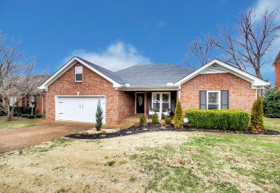 Franklin Single Family Home Under Contract - Not Showing: 170 Cavalry Dr