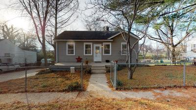 Old Hickory Single Family Home For Sale: 1208 Cleves St