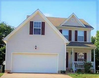Christian County Single Family Home For Sale: 103 Fallow Lane