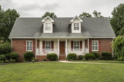 White House Single Family Home Under Contract - Showing: 104 Larkspur Ct