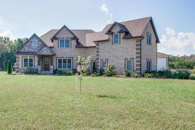 Lebanon Single Family Home For Sale: 11178 Stewarts Ferry Pike