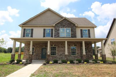 Clarksville Single Family Home For Sale: 121 Hickory Wild